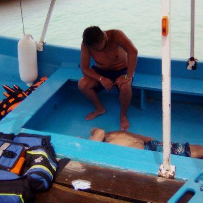 Turista se ahoga en canal de 'Los Piratas' en Bacalar