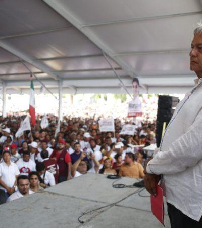 Visitará AMLO Quintana Roo el 23 y 24 de junio próximos