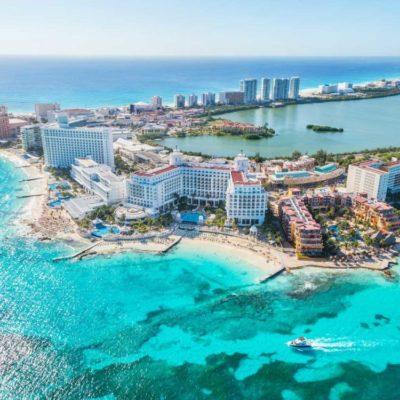 Cancún vuelve a ser el destino número uno para los viajeros estadounidenses este verano, según reporte de aerolíneas