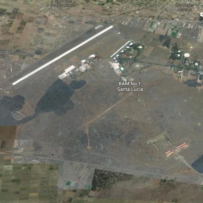 Suspende juez de manera indefinida la construcción del nuevo aeropuerto en Santa Lucía