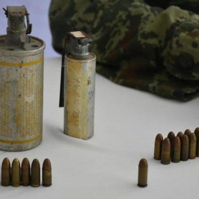 Incrementa el acopio de municiones de diferente calibre en campaña de canje de armas de la Sedena