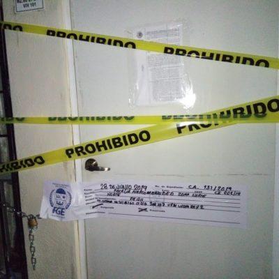 Familia se va al cine y encuentran cateo en su domicilio en la SM 107 de Cancún; aseguran 54 dosis de marihuana