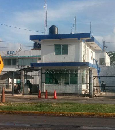Reportan presunta fuga de feminicida de cárcel de Chetumal