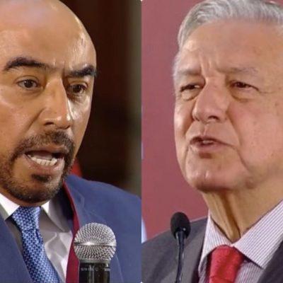 AHORA LE TOCA A MARA EN 'LA MAÑANERA': Director de periódico se queja ante AMLO de la alcaldesa de Cancún