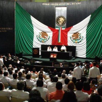 Rompeolas: Pasa 'sin pena ni gloria' oposición en el Congreso del estado