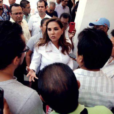 Rompeolas: Mara Lezama actúa como Alcaldesa panista en el caso de 'El Crucero'