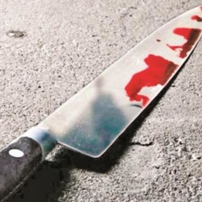 Sufre mujer herida en el cuello en un ataque con cuchillo con tintes pasionales en la SM 255 de Cancún
