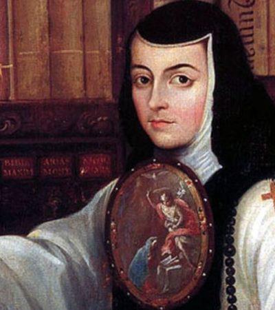 Sor Juana en San Miguel de Xamán Há | Por Rodrigo de la Serna