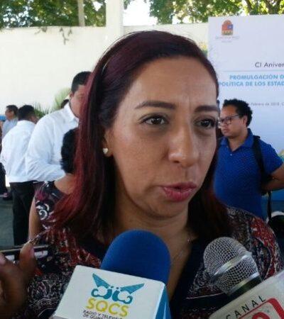 Rompeolas: La secretaria de Educación, intratable por su asunto en la Corte