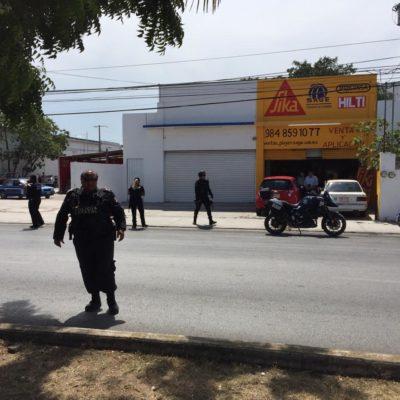 EJECUTADO EN PLAYA: Disparan contra un hombre en la colonia Ejidal a la altura de la Avenida 115