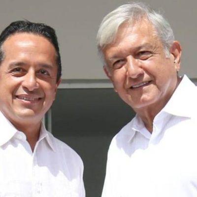 """""""SÍ VOY, AHÍ ESTARÉ"""": Confirma Carlos Joaquín que asistirá al 'mitín de la unidad' que encabezará el Presidente en Tijuana"""