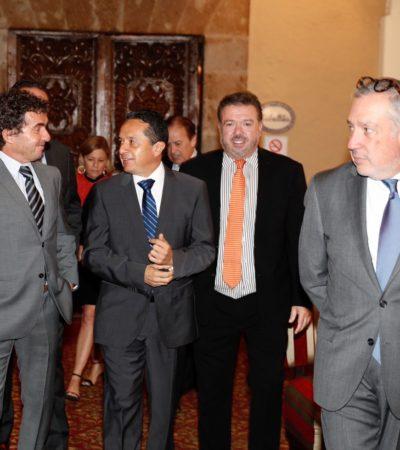 SE REÚNE GOBERNADOR CON DESARROLLADORES INMOBILIARIOS EN CDMX: Asegura Carlos Joaquín que hay mayor interés para destinar mayores capitales hacia Quintana Roo para generar empleos