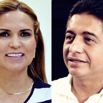 EL JOAQUINISMO GANA EN PLAYA Y COZUMEL: Carlos Hernández y Lili Campos se perfilan como triunfadores en los distritos 9 y 10; pierden los Beristain y 'Chanito' Toledo