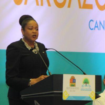 El recale de sargazo será añadido como problema regional en la Convención de Cartagena, anuncia la Asociación de Estados del Caribe