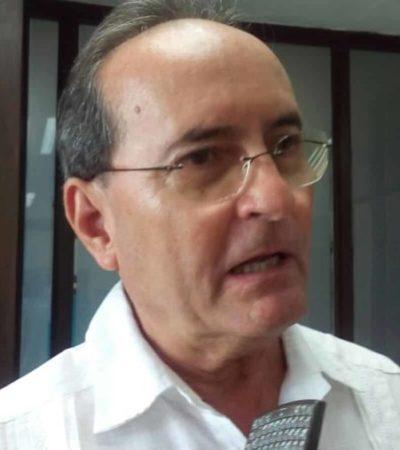 Acepta Francisco López Mena que no se requiere de un Consejo Estatal sino de recursos que aporten todos los sectores para combatir el sargazo