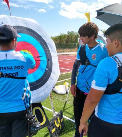 Quintana Roo, entre los mejores 5 del país en la Olimpiada Nacional