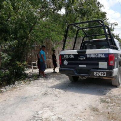 """Hallan cuerpo putrefacto cerca de la invasión """"Las Torres"""" en Playa del Carmen"""