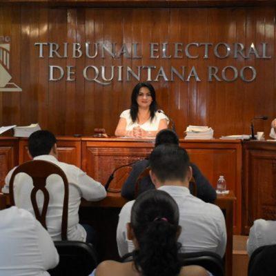 Teqroo confirma acuerdo de medida cautelar contra Marybel Villegas por violación a la ley electoral