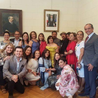 La Universidad Tecnológica de Cancún trabaja en la internacionalización de prácticas profesionales de estudiantes, maestros y directivos