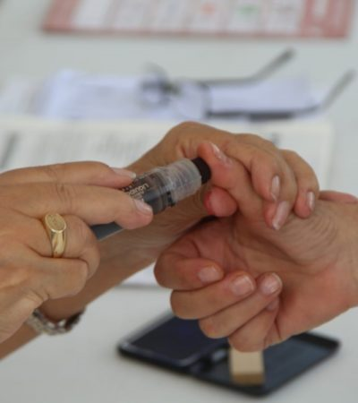 Jornada electoral en Cancún registra poca afluencia de votantes y confusión por casillas