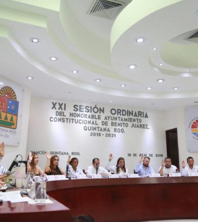 Inicia Cabildo de Benito Juárez análisis sobre iniciativa relacionada con el servicio auxiliar de grúas