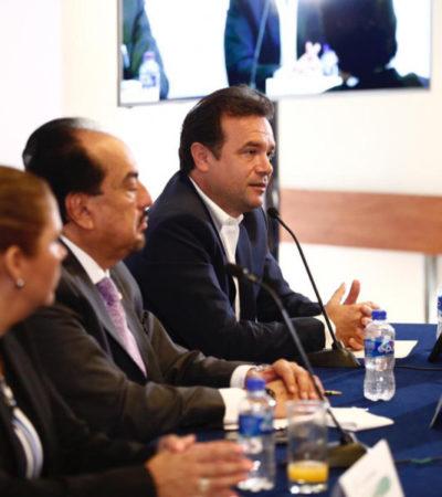 Pedro Joaquín respalda acciones de promoción turística que realiza la Fematur mediante el Congreso Nacional de Turismo