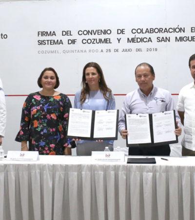 Gobierno de Cozumel facilita a grupos vulnerables acceso a los servicios médicos de calidad