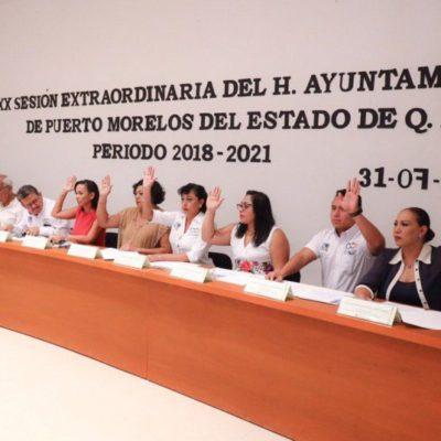 """Aprueba Cabildo realizar la """"Jornada Municipal de Descuentos 2019"""" en Puerto Morelos"""