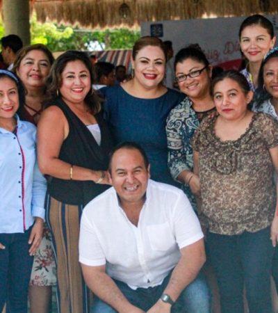 Gobierno de Juan Carrillo reconoce el desempeño de las secretarias en la administración pública