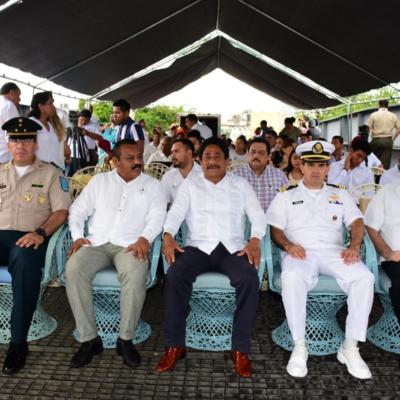 Refrendan autoridades de Quintana Roo, Campeche y Belices lazos de amistad y respeto al conmemorar la firma del Tratado 'Spencer Mariscal'