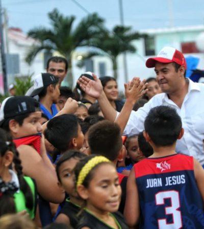 Se abre la convocatoria para participar en el primer torneo de Fut-beis 2019 en Isla Mujeres