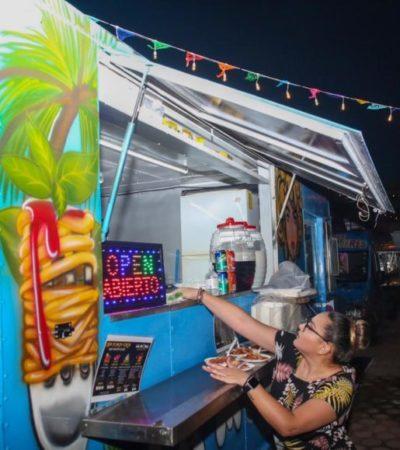 """Impulsan el programa """"El Mirador del Sabor"""" para promover la oferta gastronómica en Isla Mujeres"""