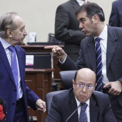 SUFRE POLEVNSKY REVÉS EN EL INE: Consejo Nacional de Morena destituye a su representante Carlos Suárez por conductas contrarias al partido