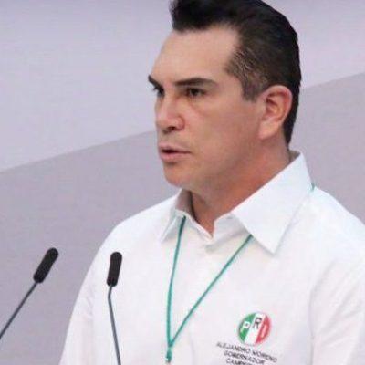 'Alito' Moreno se reunirá con la militancia del PRI durante su gira por QR este viernes