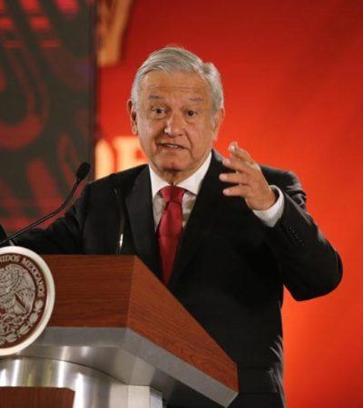 Admite AMLO que tuvo discrepancias con el ex secretario de Hacienda; ABM confía en ratificación de Herrera