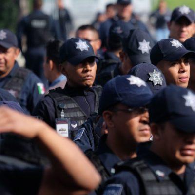 Anuncia AMLO acuerdo con policías federales; pasarán a la GN, seguridad pública… o renunciarán