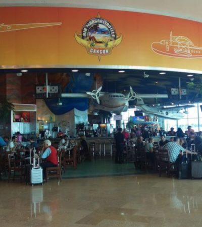 Falla nuevamente el sistema de energía eléctrica de la Terminal 2 del Aeropuerto de Cancún