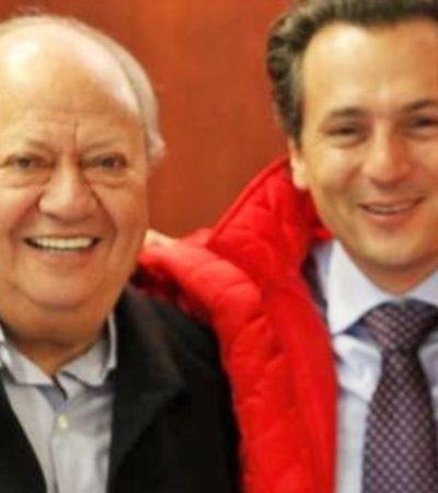 Sangraron Lozoya y Romero Deschamps finanzas de Pemex con 'apoyos y ayudas' millonarias al sindicato