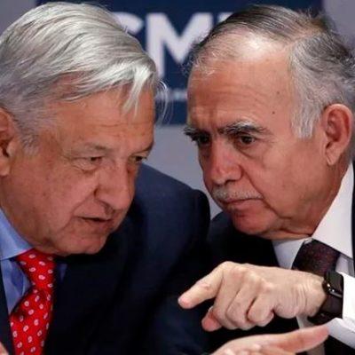 No bastan señalamientos de Urzúa contra Romo para iniciar investigación de oficio, según Sándoval