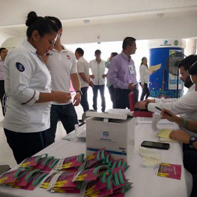 Aplican antidoping de forma abierta en Ayuntamiento de Benito Juárez