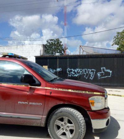 Muere trabajador aplastado por estructura en Cancún