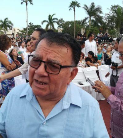 Asegura Arturo Abreu que Laura Beristain no debe retirar la controversia constitucional contra Carlos Joaquín por decreto del Mando Único en Solidaridad