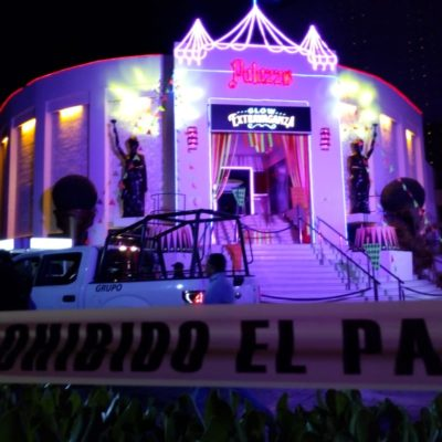 CATEAN Y ASEGURAN DISCOTECA PALAZZO EN CANCÚN: Investigan desaparición de una persona procedente de Monterrey