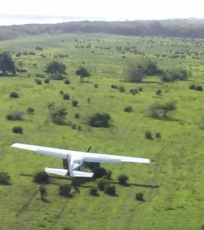 Deja un muerto y dos heridos atraco a una avioneta en Chiapas; transportaba 800 mil pesos para el pago de programas federales