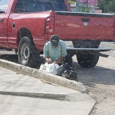 PASA asegura que creación de tiraderos clandestinos en Cozumel se debe a falta de respeto de los horarios por parte de ciudadanos