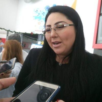 """""""El Instituto de Movilidad no es responsable de la sobresaturación de combis en Cancún, porque el Ayuntamiento también puede retirar unidades"""", asegura Bibian Castillo"""