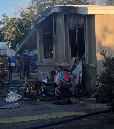Nuevo terremoto de magnitud 7.1 en California deja incendios y daños en edificios