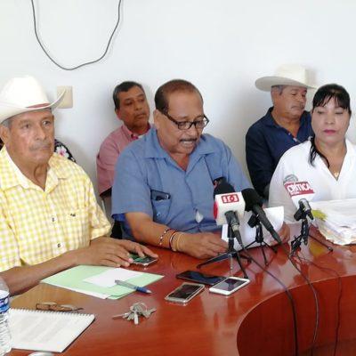 CONVOCAN A EJIDATARIOS DE BONFIL A REMOVER A SU DIRECTIVA: Líder ejidal acusa 'campaña de humo' para frenar investigaciones
