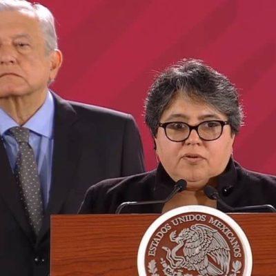 Apuntan a Raquel Buenrostro, Oficial Mayor de Hacienda, como 'espina en el zapato' de Urzúa