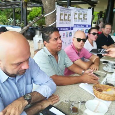 Empresarios de Playa del Carmen piden a Carlos Joaquín no publicar aumento del Derecho de Saneamiento Ambiental